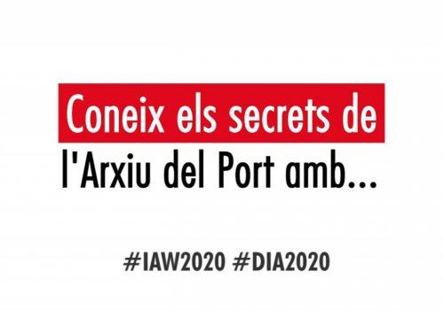 Dia Internacional dels Arxius 2020