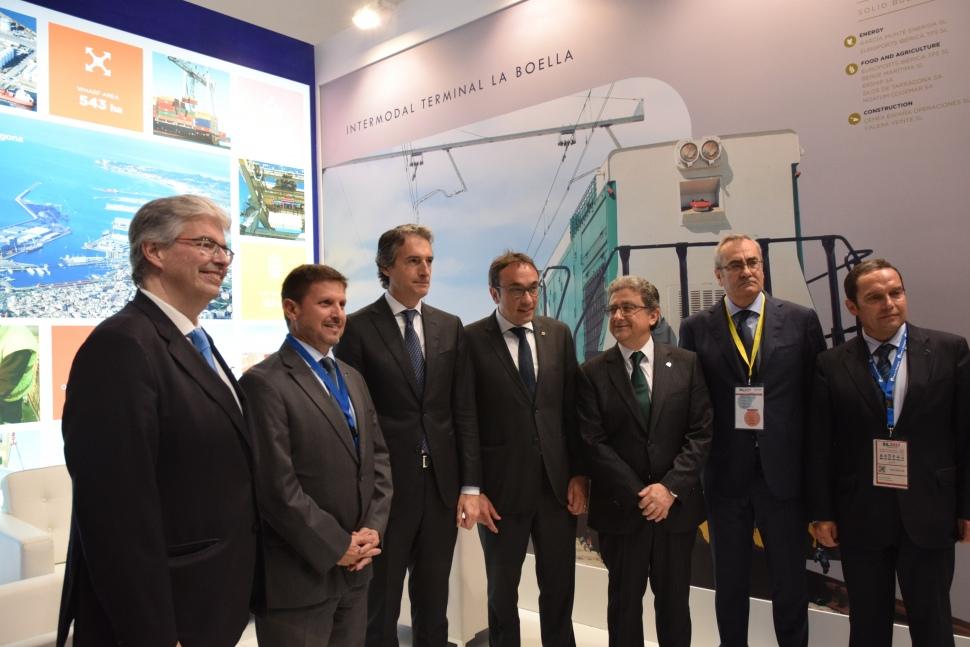 El Port de Tarragona se presenta como plataforma logística intermodal de la Mediterránea