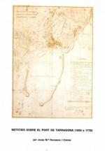 NOTÍCIES SOBRE EL PORT DE TARRAGONA (1650 – 1776)