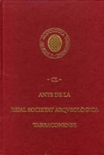 CL Anys de la Reial Societat Arqueològica Tarraconense